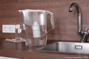 Trinkwasser Leitungswasser Filter